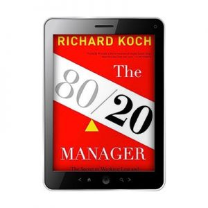 the 80 20 manager ebook liderazgo