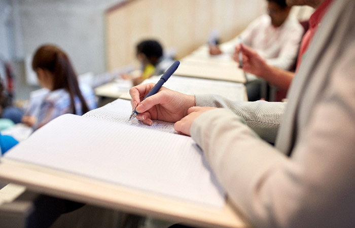 Examen SAT consejos estudio