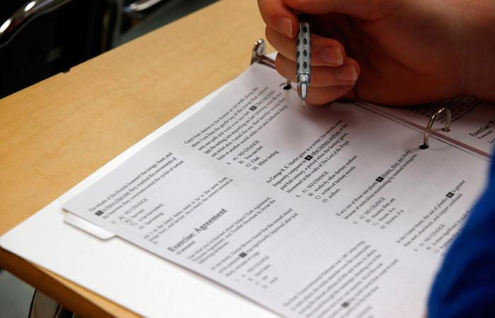 consejos para organizar tu tiempo durante el examen SAT