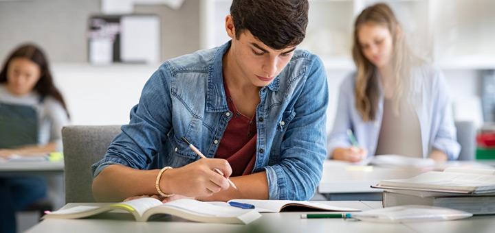 alumno examen
